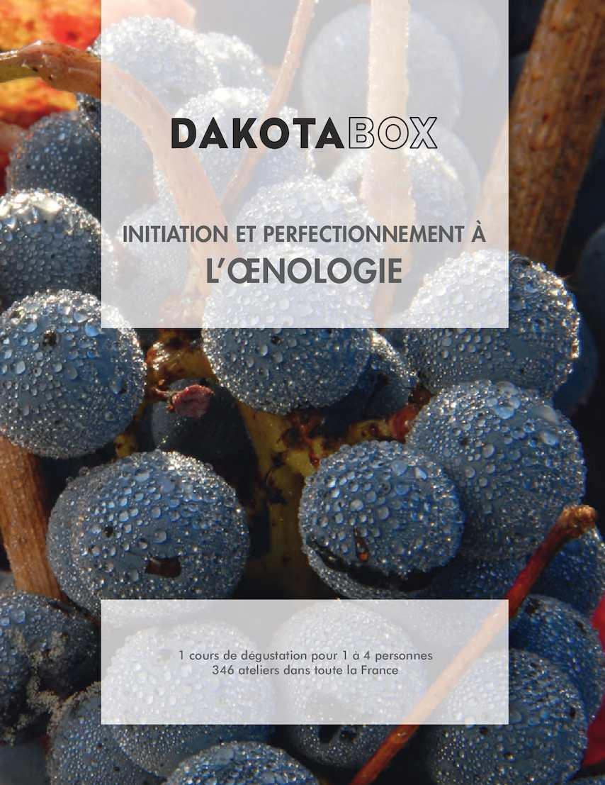 Calaméo Initiation Et V12 Dakotabox Perfectionnement L'oenologie A f6yYb7g