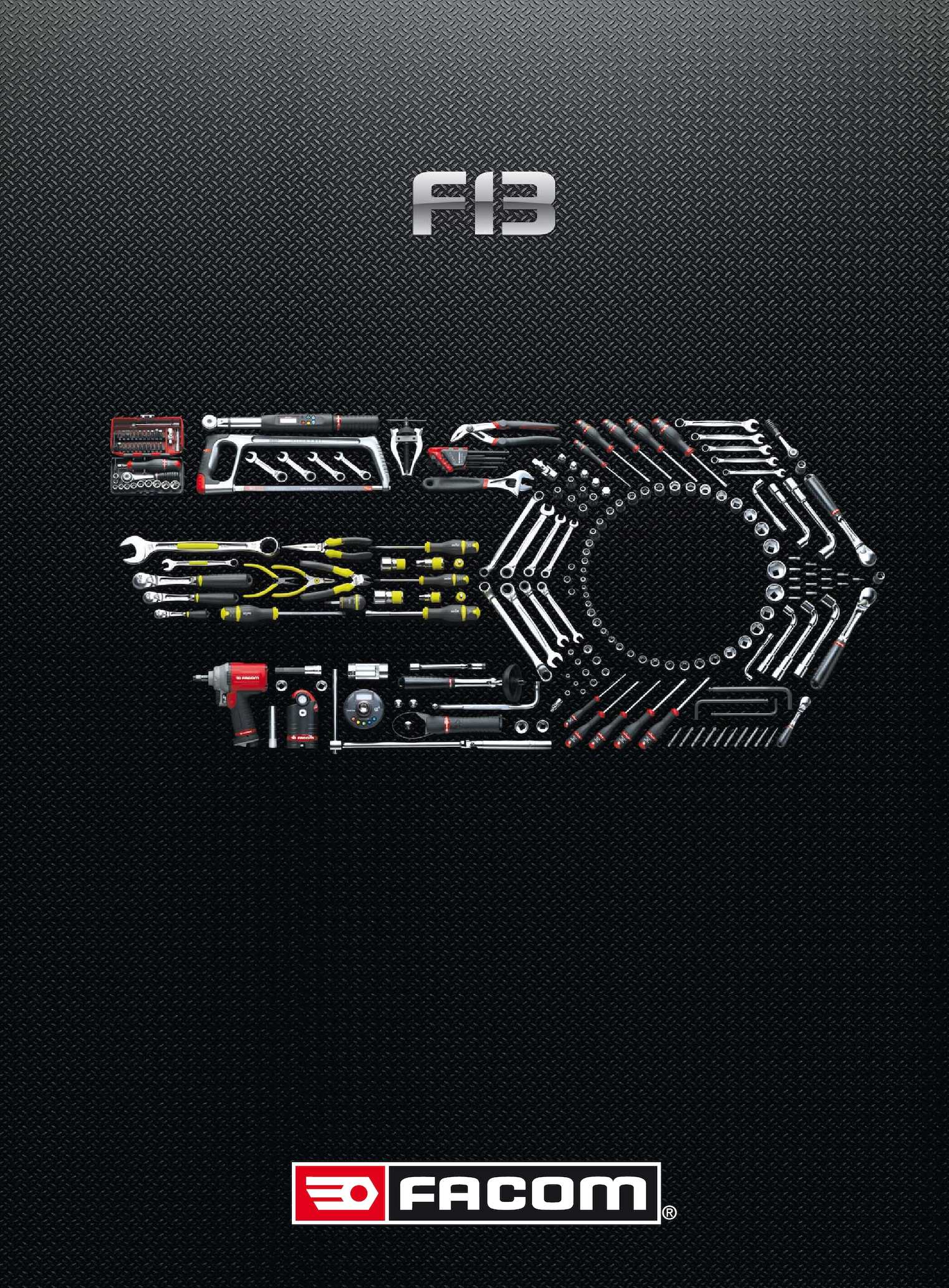 DEDO MAGNETICO EXTRAFINO FLEXIBLE 530 MM Facom 827.1