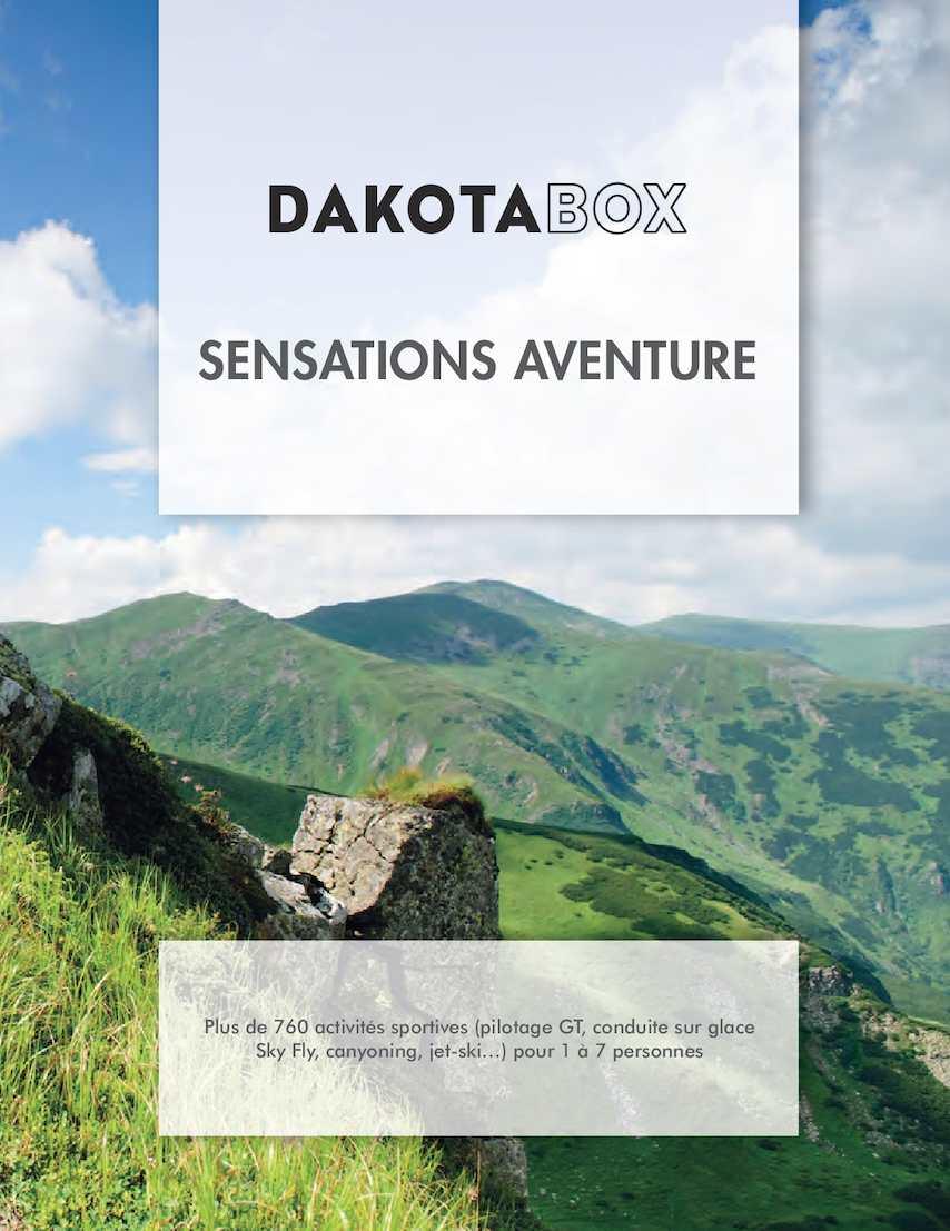 Calaméo   DAKOTABOX   Sensations aventure V8