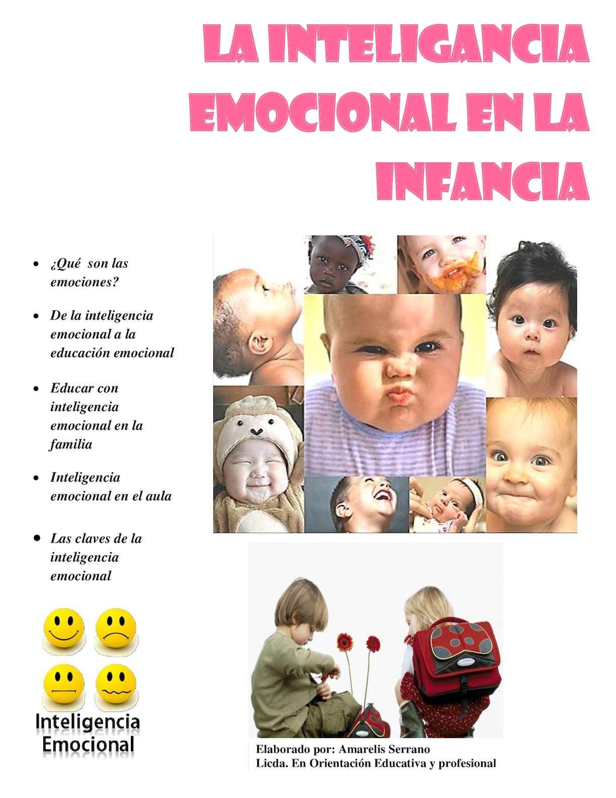 Calaméo La Inteligencia Emocional En La Infancia