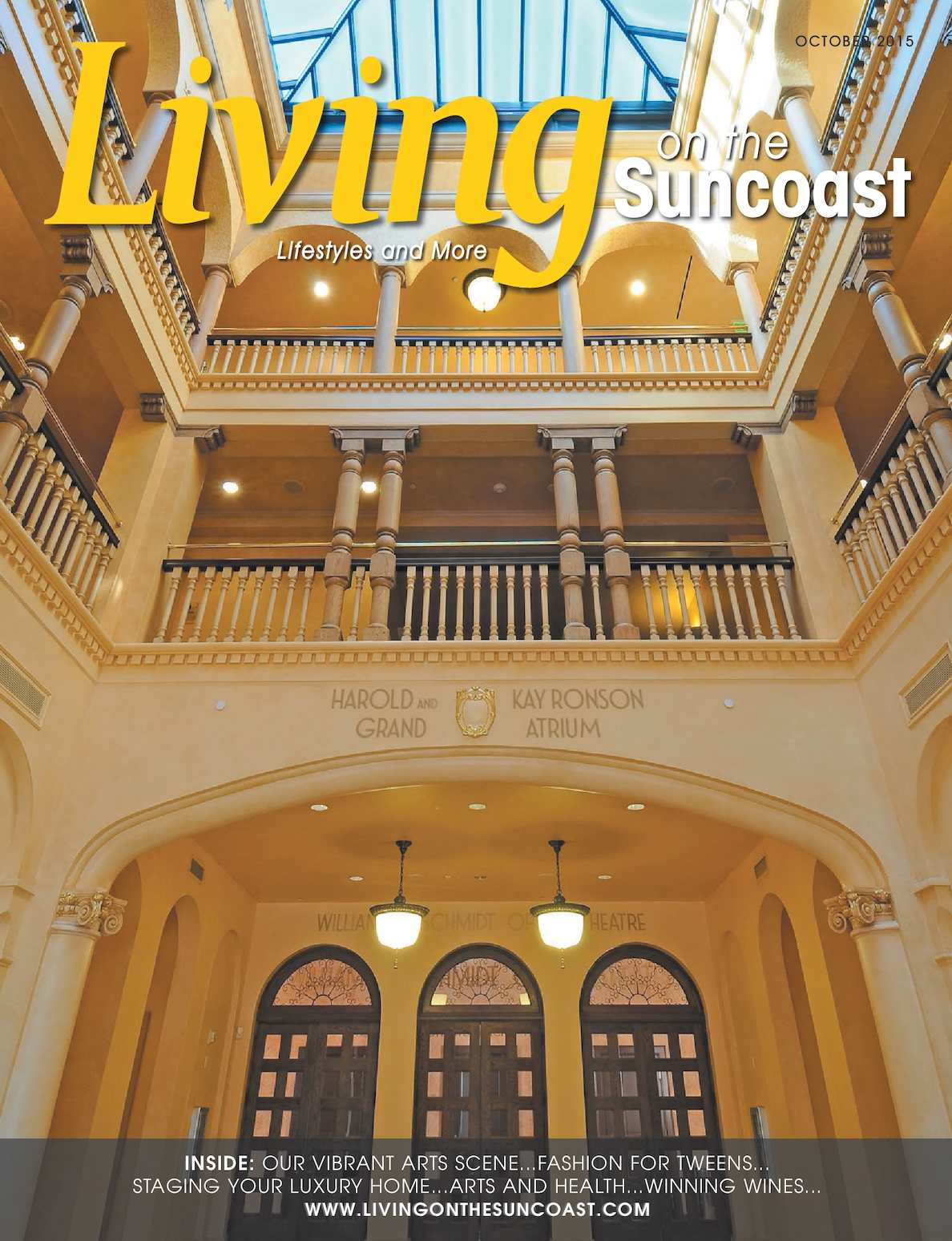Calameo Living On The Suncoast Oct 2015