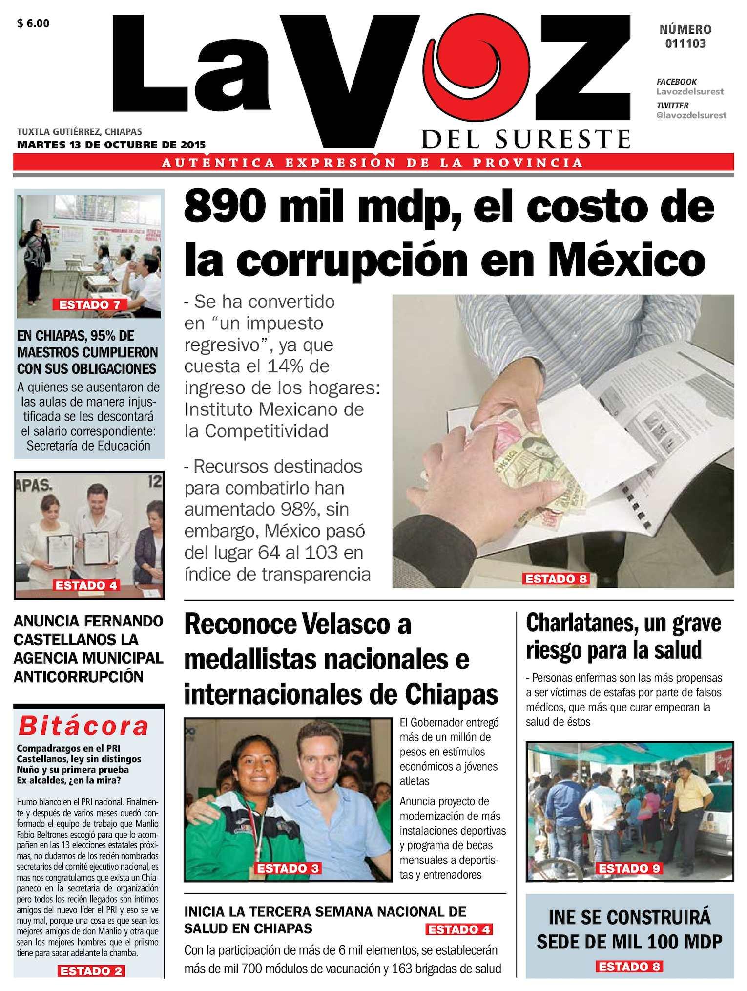 Calaméo - La Voz del Sureste d01f0842a883c