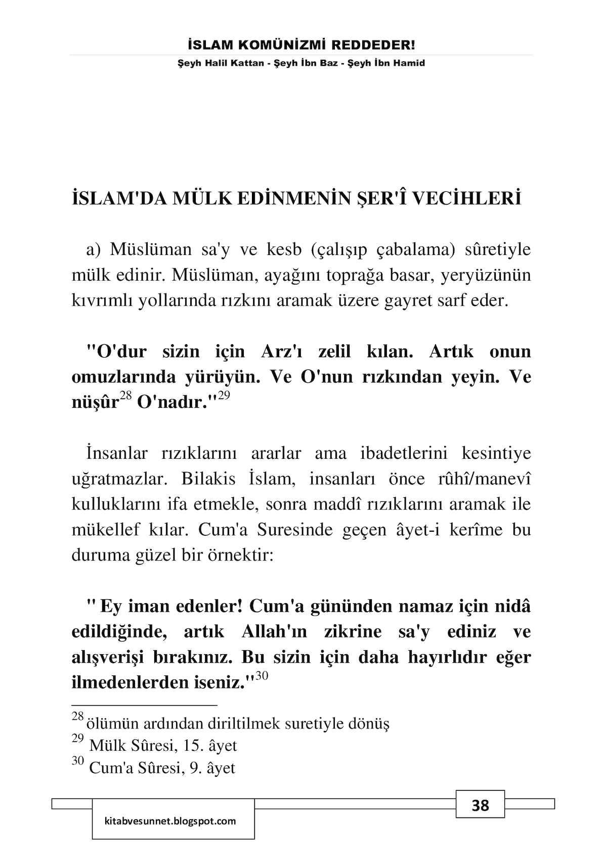 Islam Komunizmi Reddeder Calameo Downloader