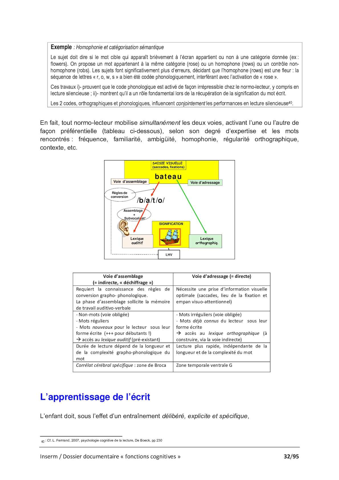frequence des rencontres