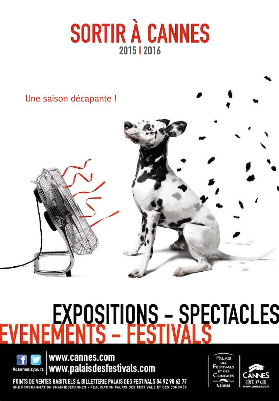 Calaméo - Sortir A Cannes 2015 2016 53f2c154557