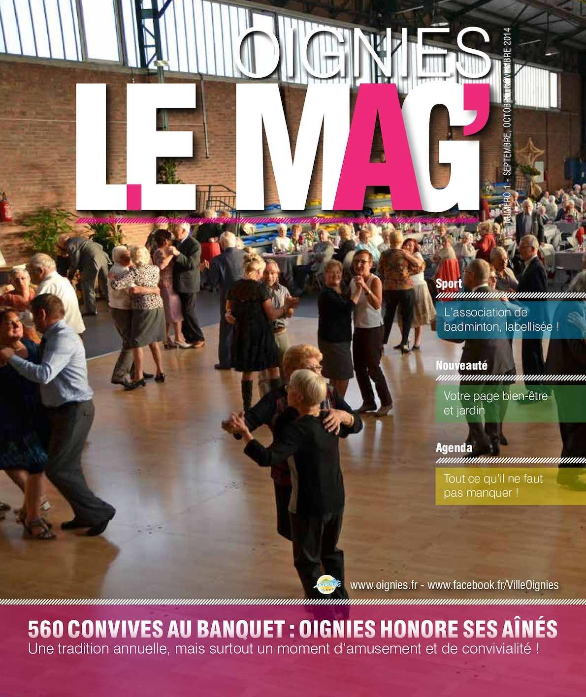 Calaméo Oignies Le Mag N1