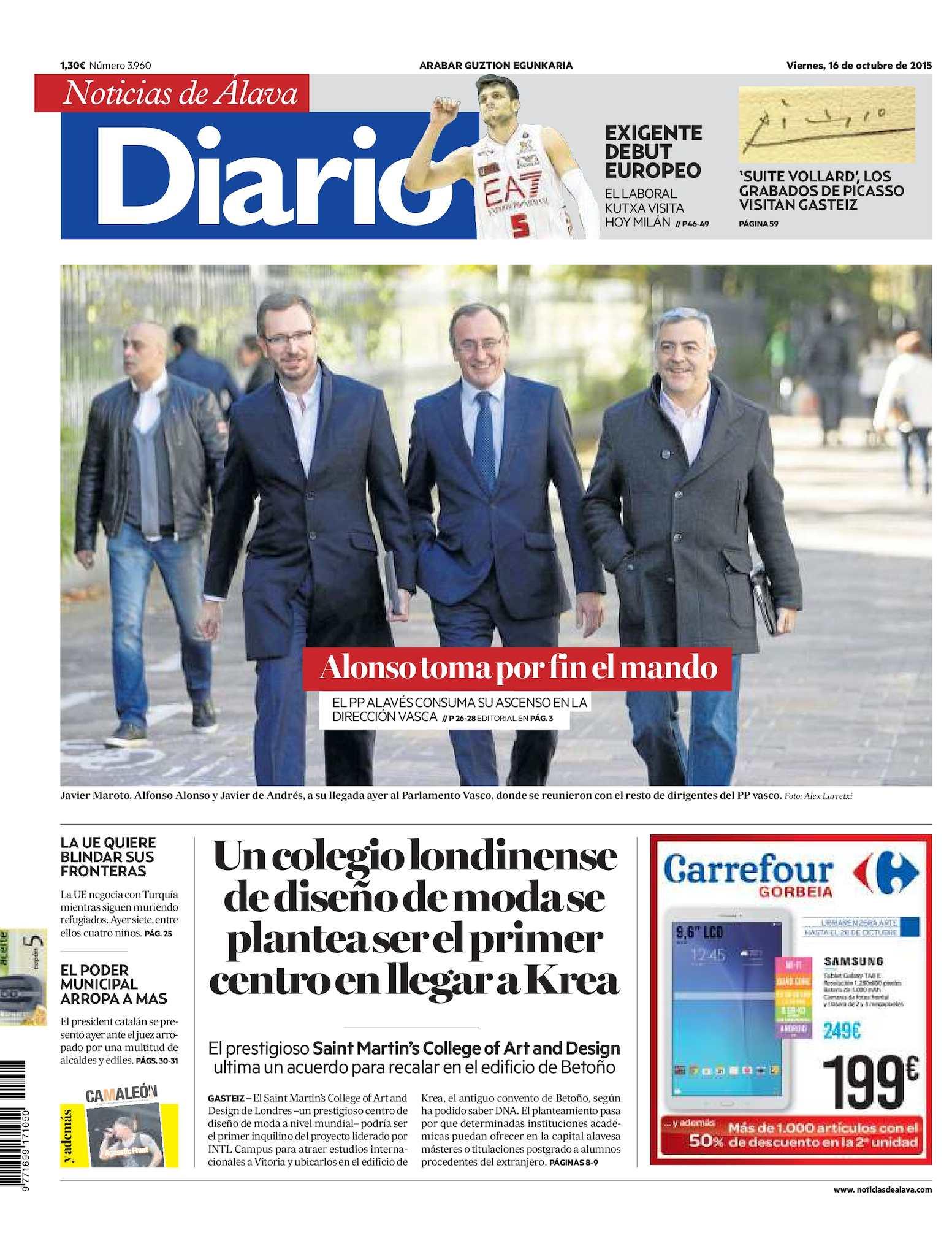 Calaméo - Diario de Noticias de Álava 20151016 7c6c950de524