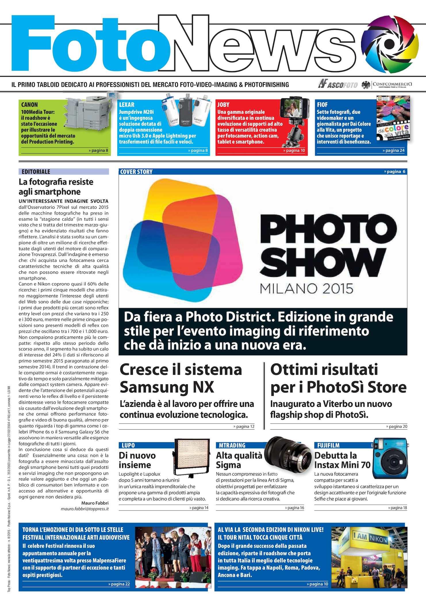 Fotonews 08/2015