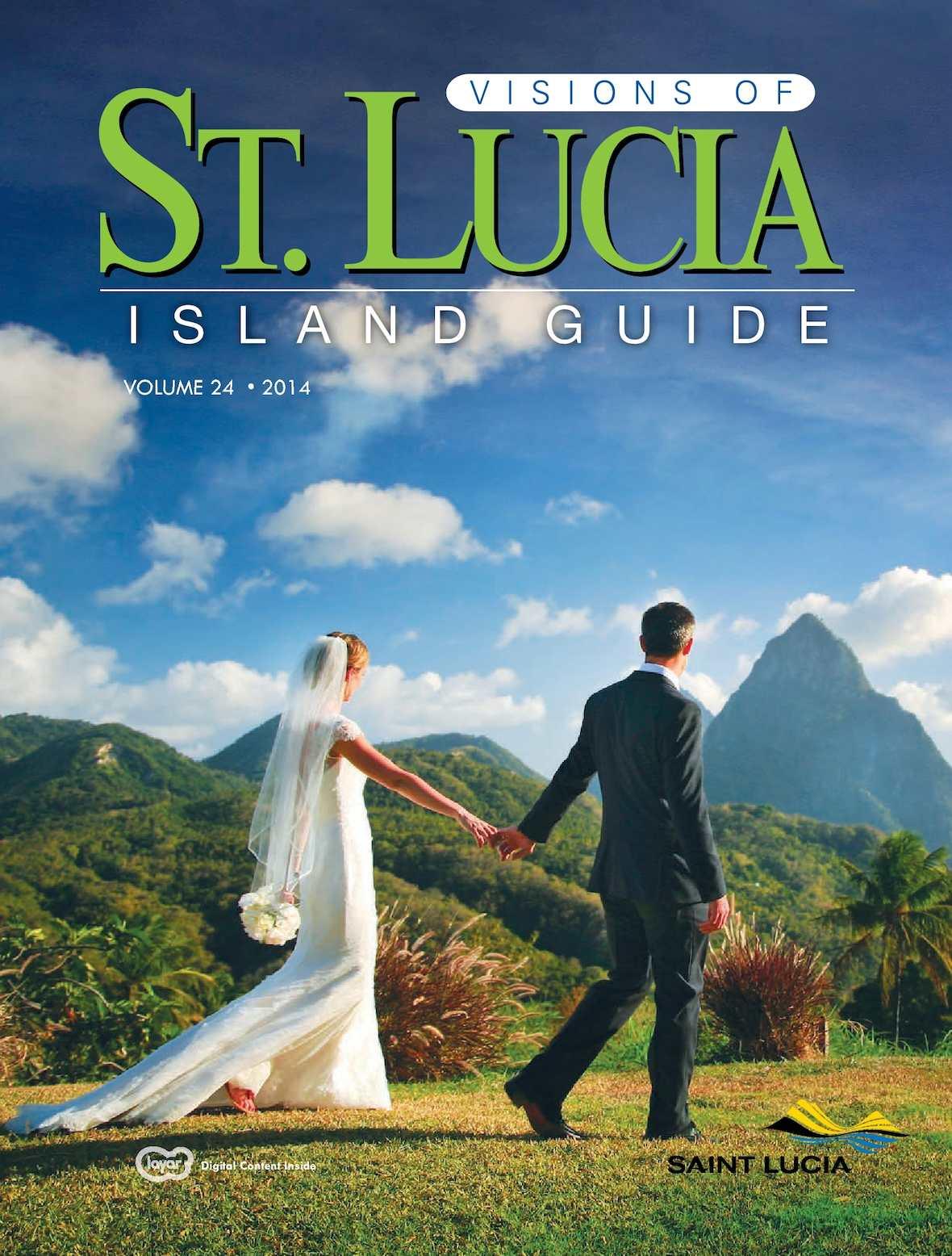 0236e370b5a965 Calaméo - Visions Of St Lucia 2014