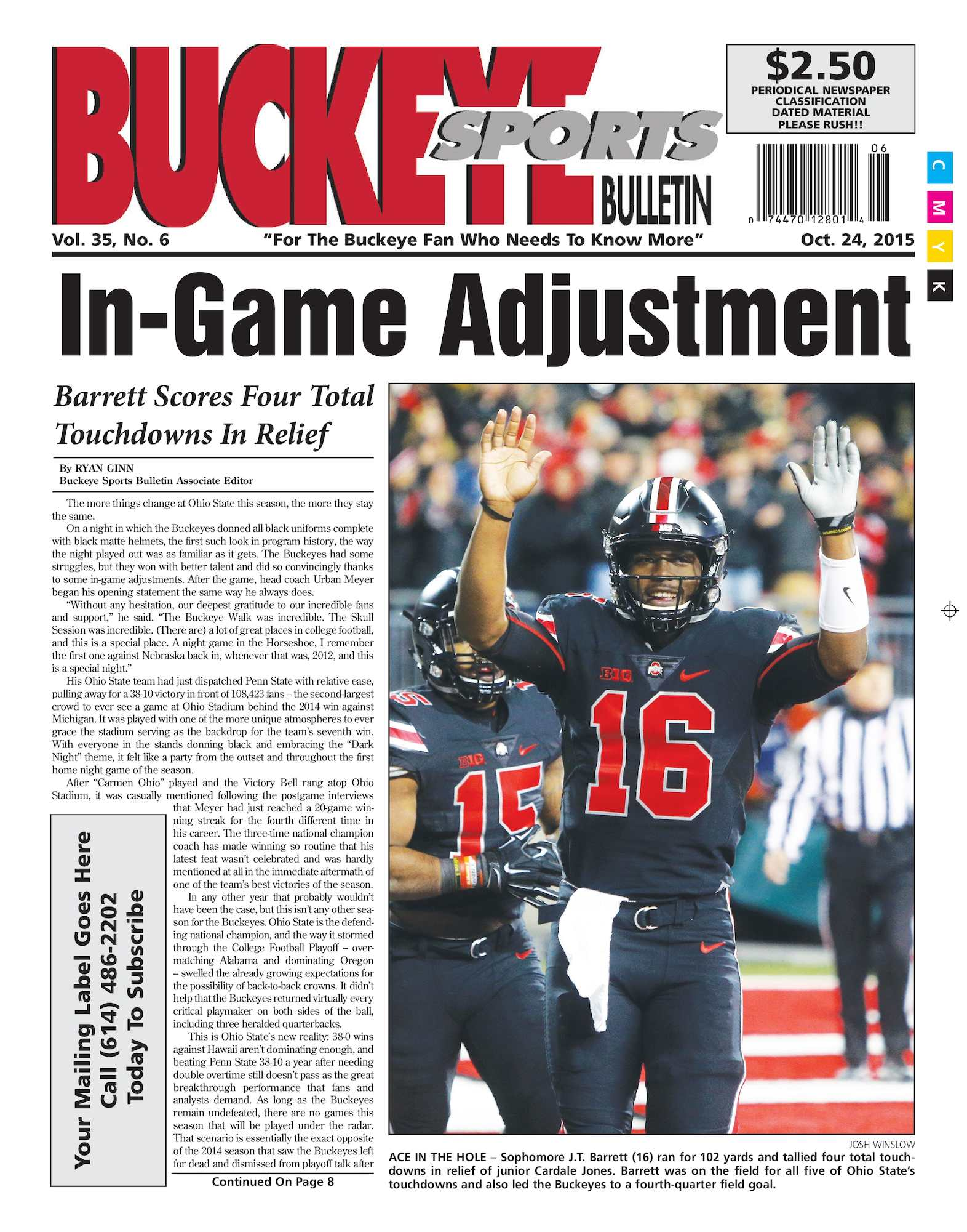 759cb2df9c4b Calaméo - Buckeye Sports Bulletin September 24