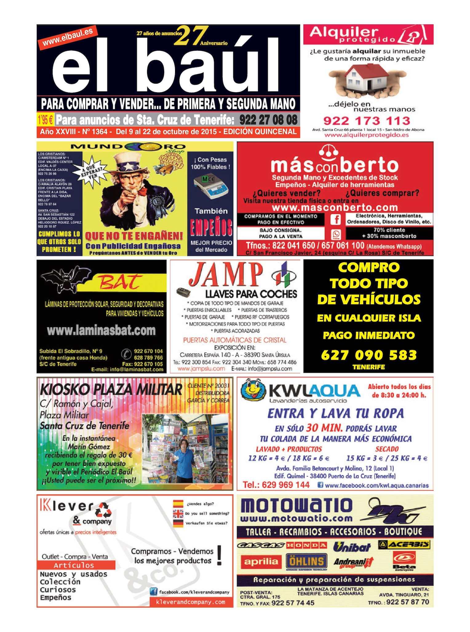 8d428d37b0 Calaméo - Periódico El Baúl
