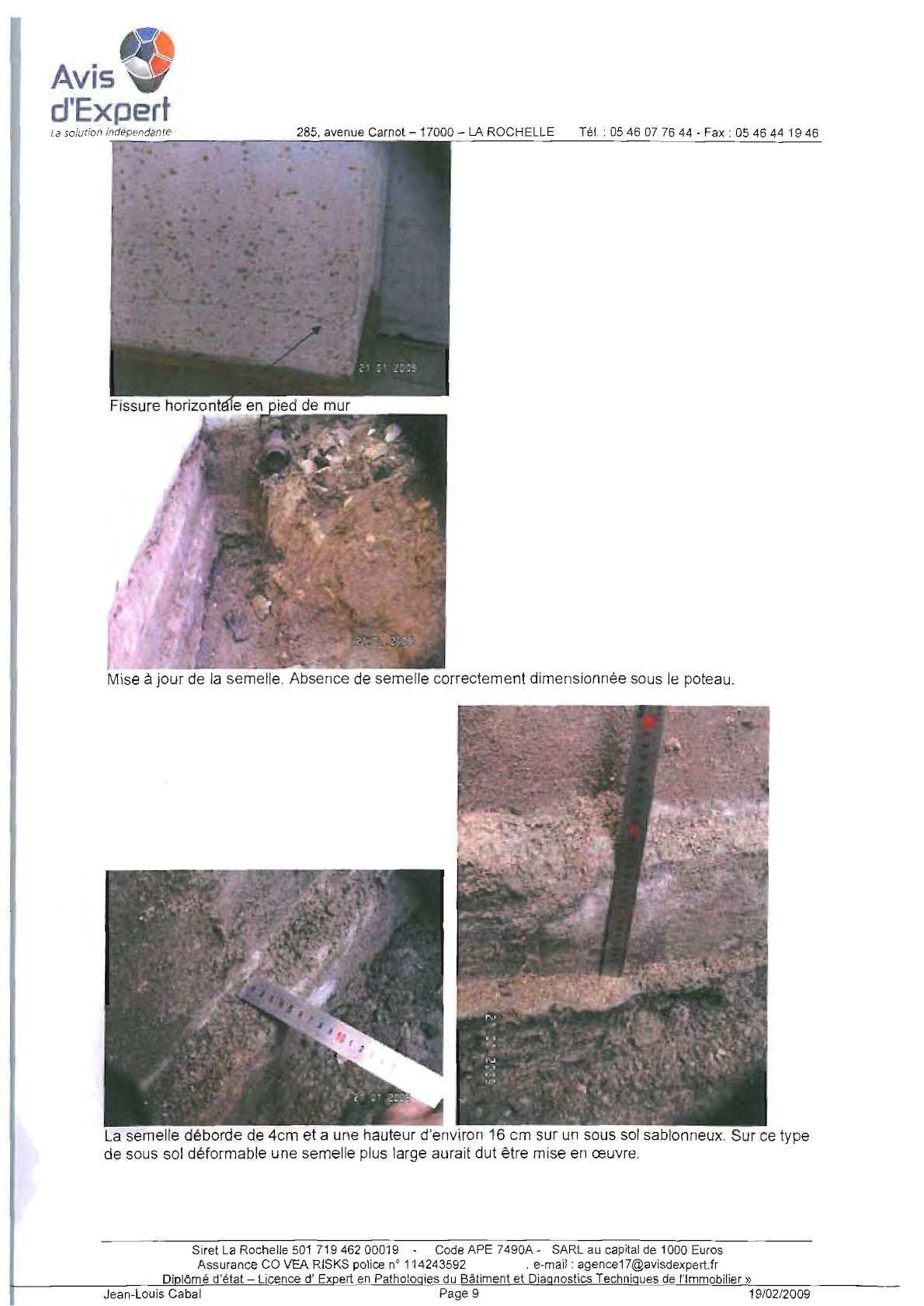 Des Sols Et Des Murs Avis rapport d'expertise batimant - calameo downloader