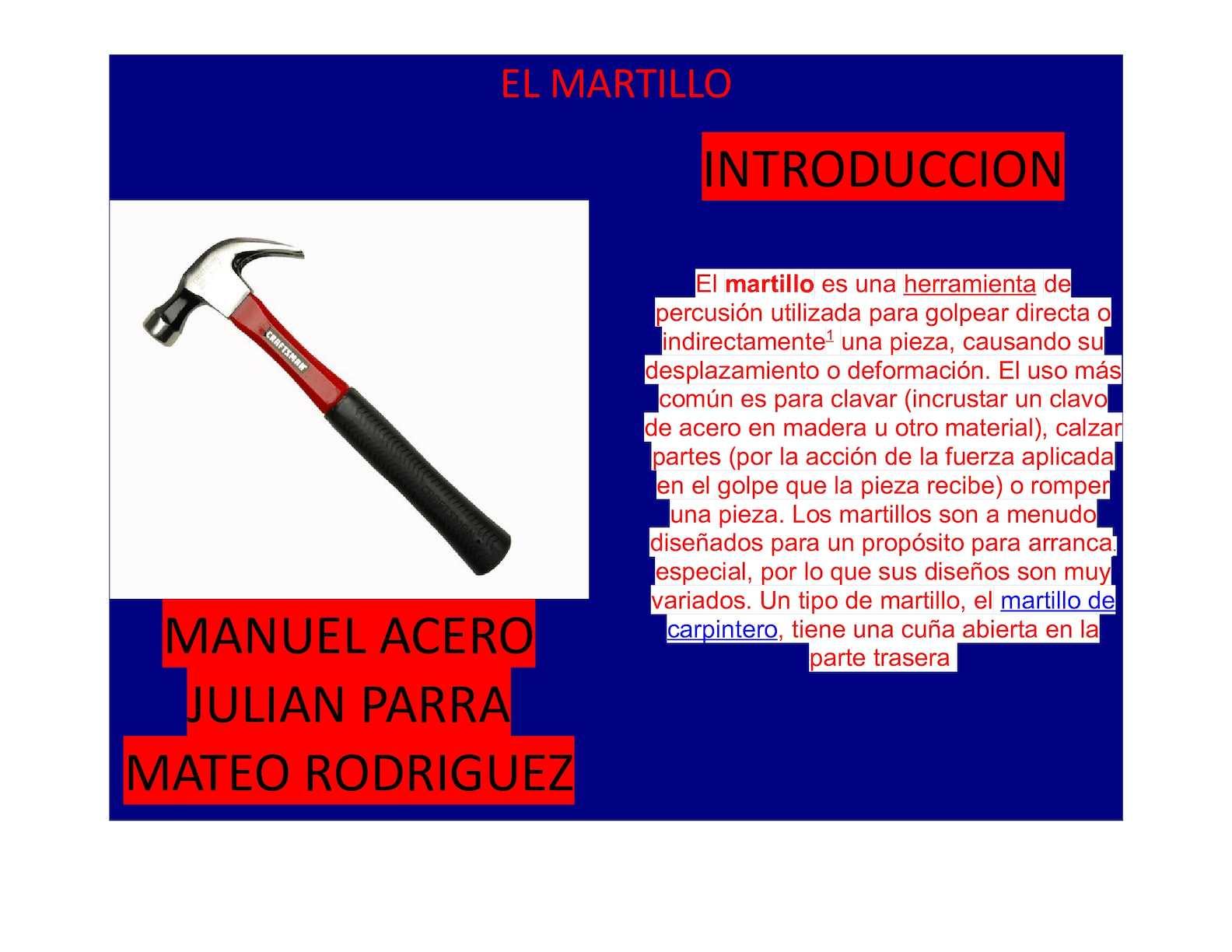 LOKIH Martillo Cromo Vanadio Acero,10OZ Round Head Plane Martillo De Orejas Mango De Madera Maciza para Mayor Durabilidad Y Agarre Material De Martillo