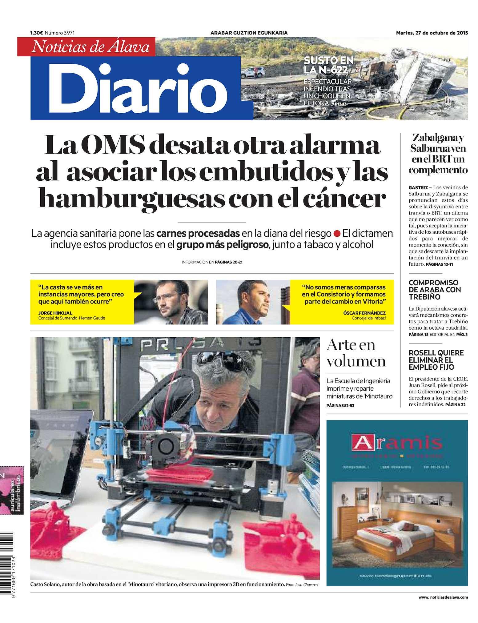official photos f8ea9 49227 Calaméo - Diario de Noticias de Álava 20151027