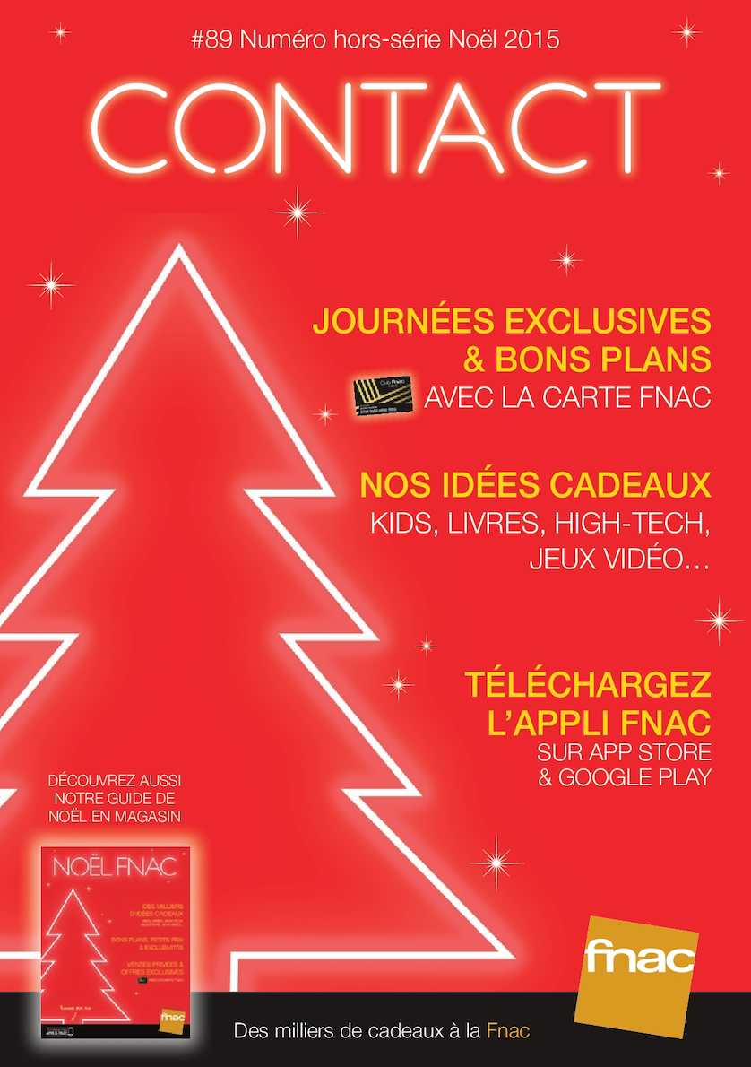 Calameo Contact Hors Serie Noel
