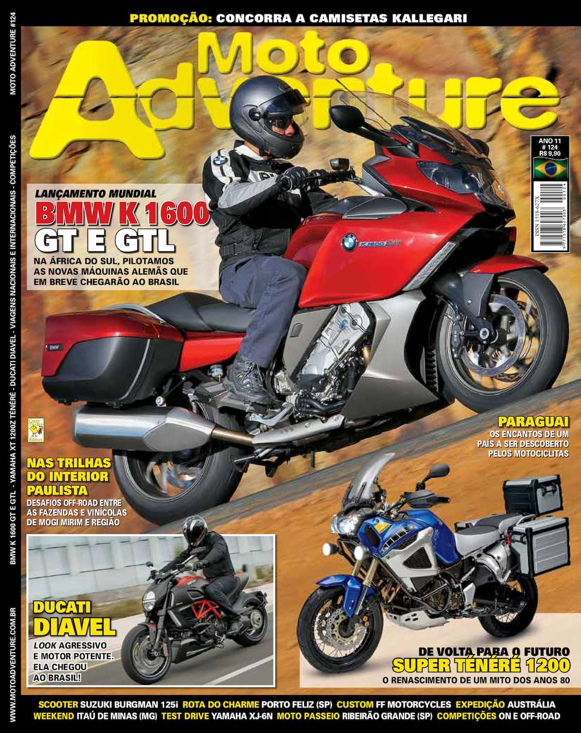 d4d09e88260 Calaméo - Moto Adventure 124 Web Marco