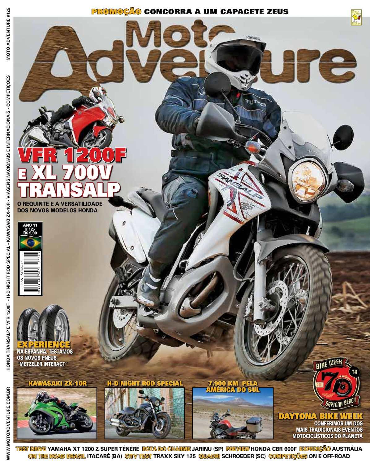 bdb82fe92a Calaméo - Moto Adventure 125 Web Abril