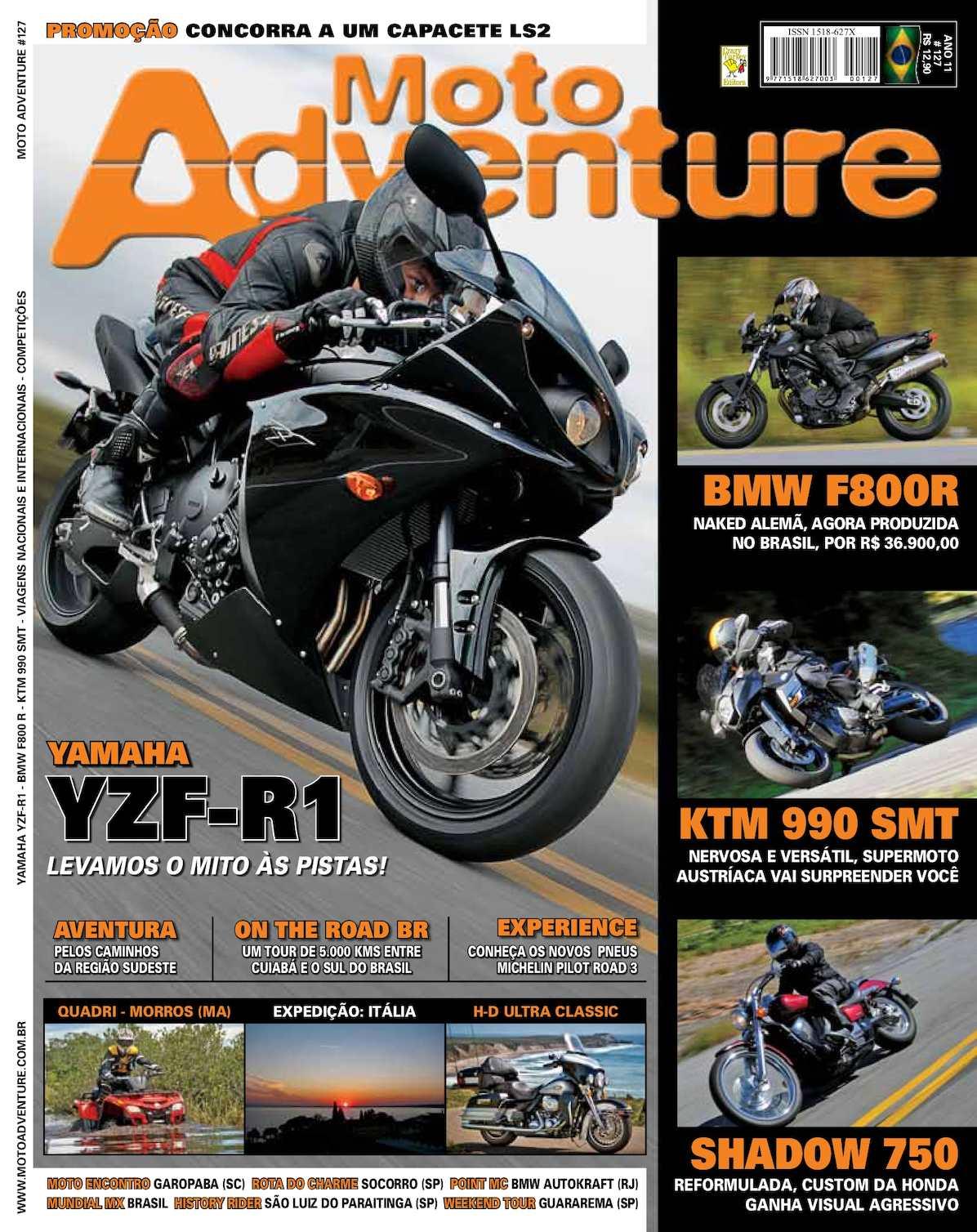 9175aeb97 Calaméo - Moto Adventure 127 Web Junho