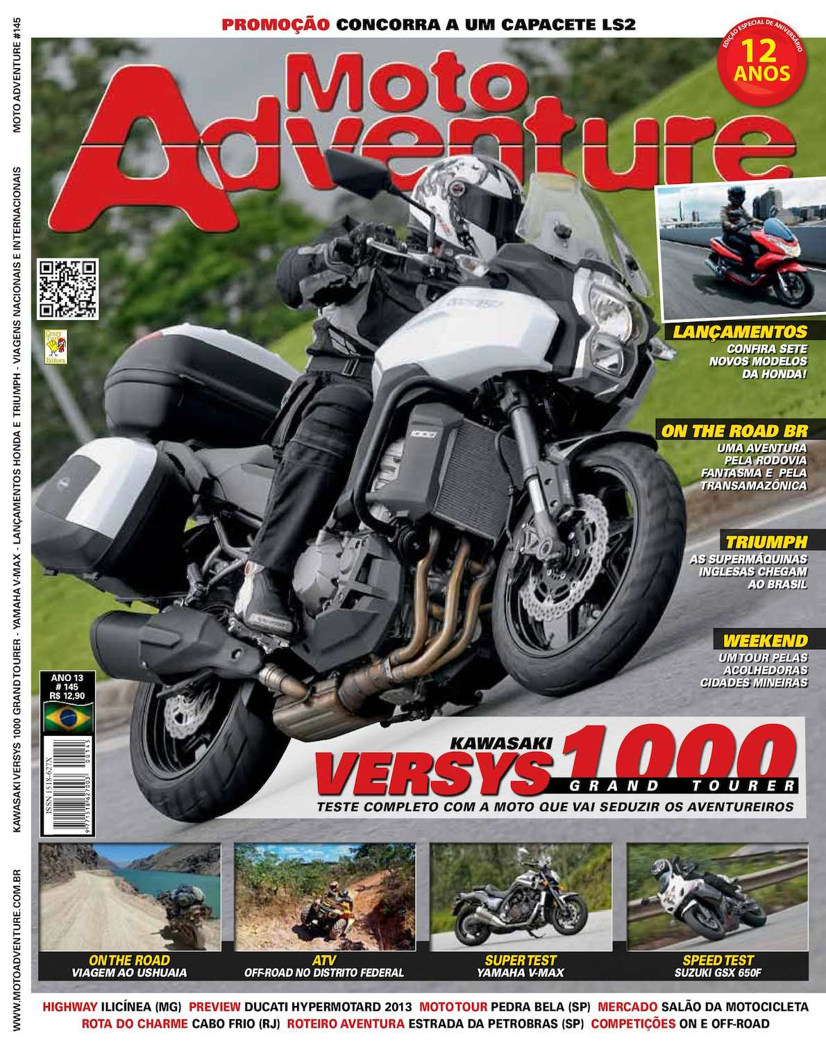36f16f701 Calaméo - Moto Adventure 145 Web Dezembro