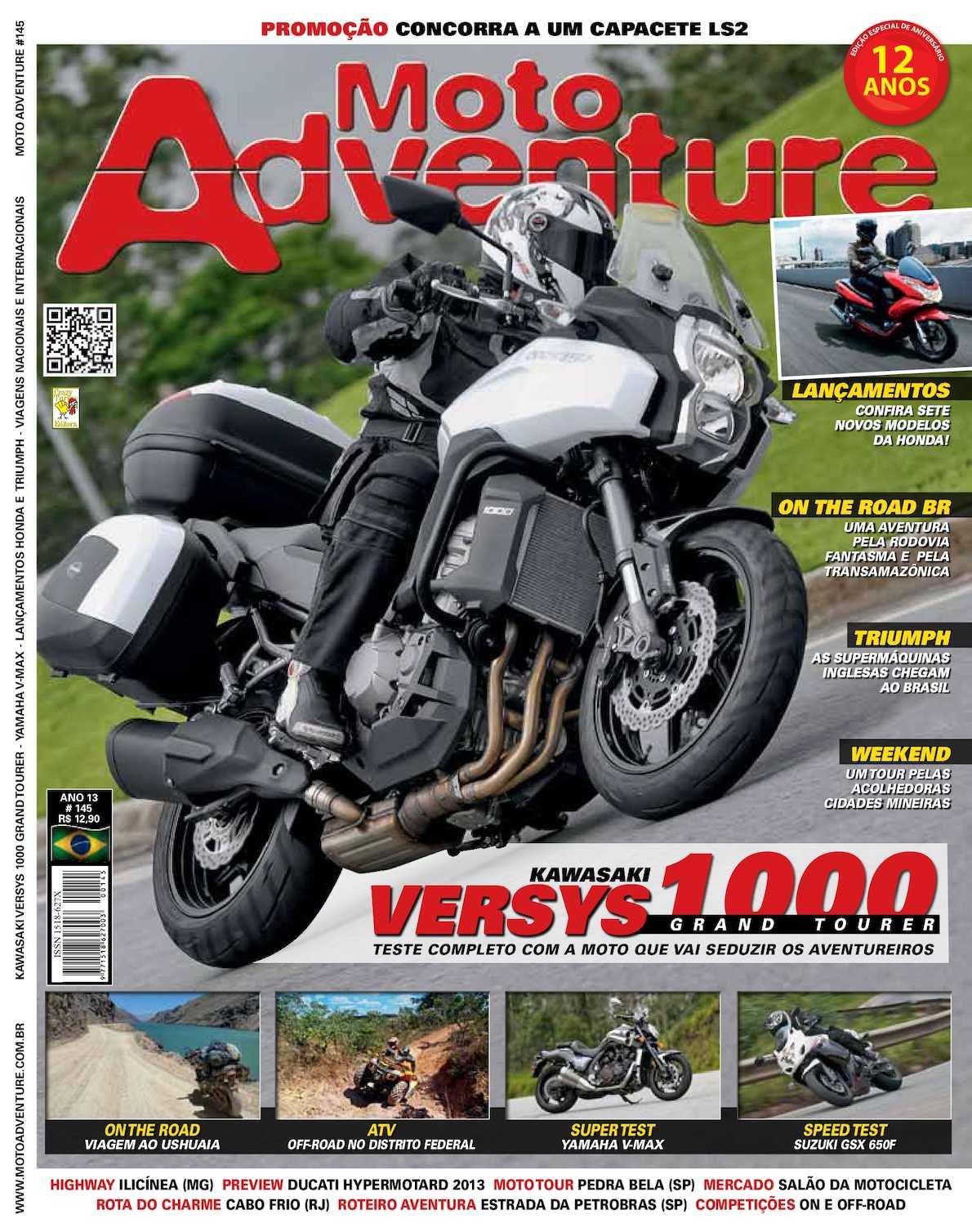 84a4141d919b1 Calaméo - Moto Adventure 145 Web Dezembro