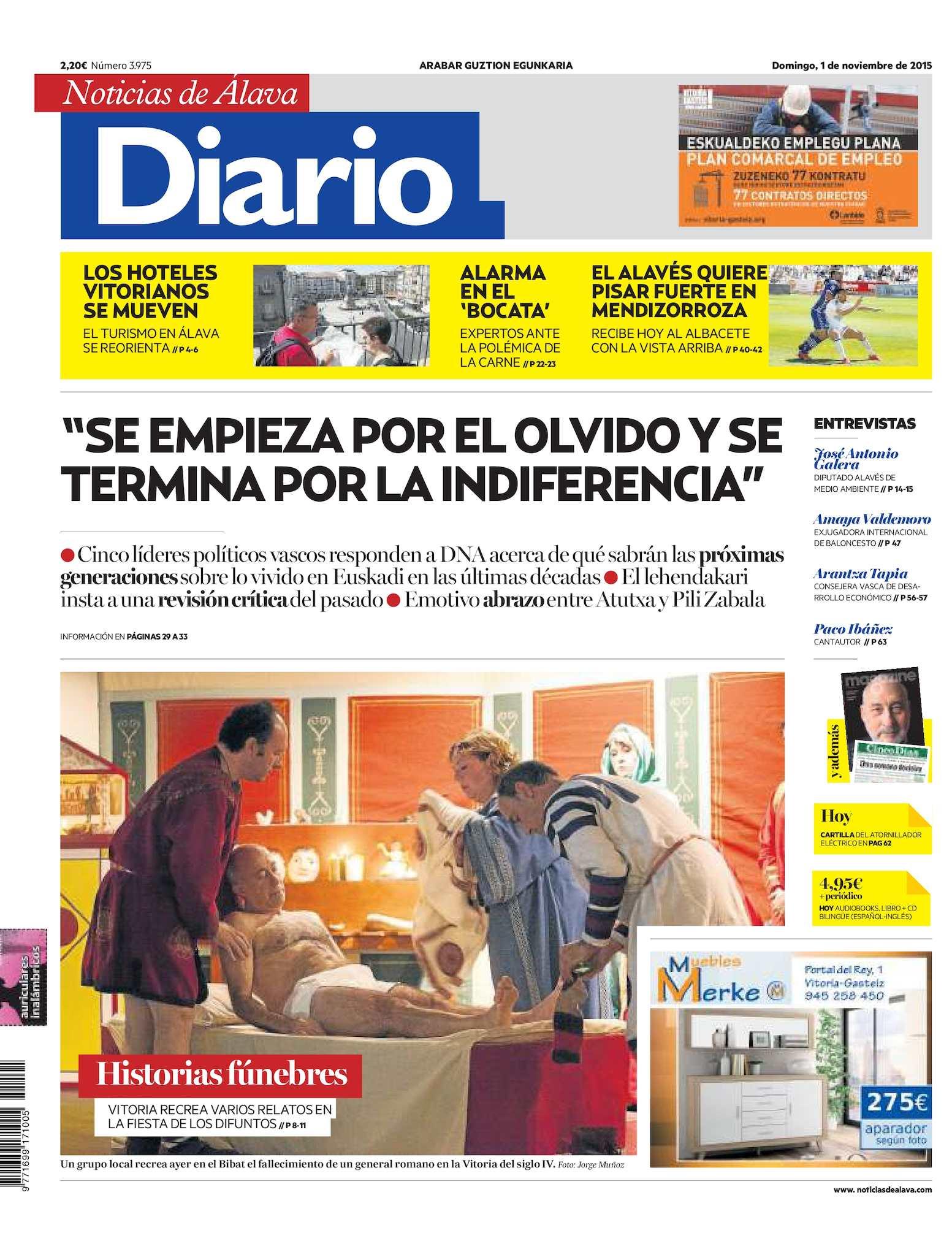 7556e11f81ae Calaméo - Diario de Noticias de Álava 20151101