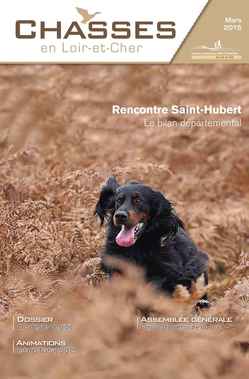 Rencontre Saint Hubert
