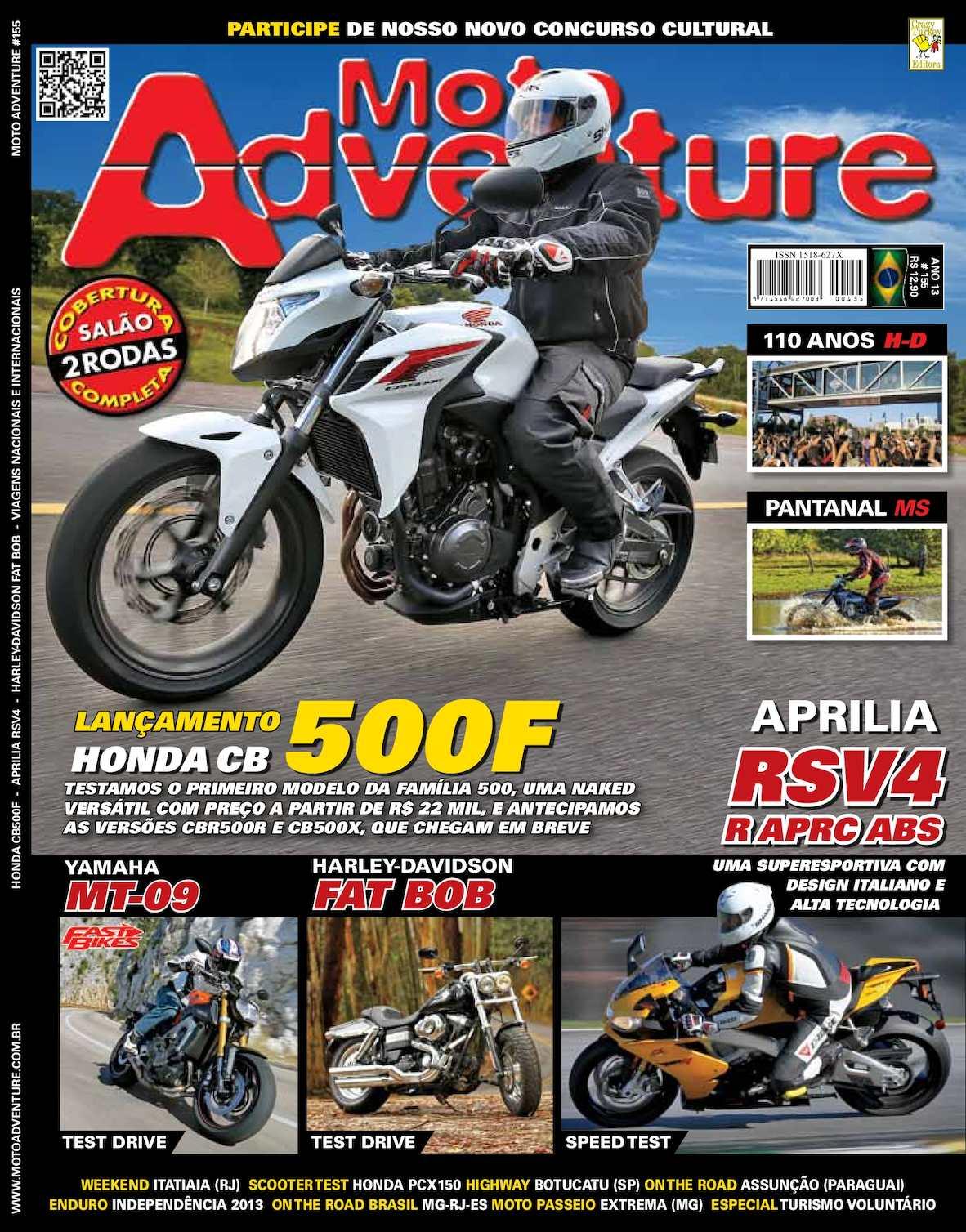 3dd1f73fc Calaméo - Moto Adventure 155 Web Setembro