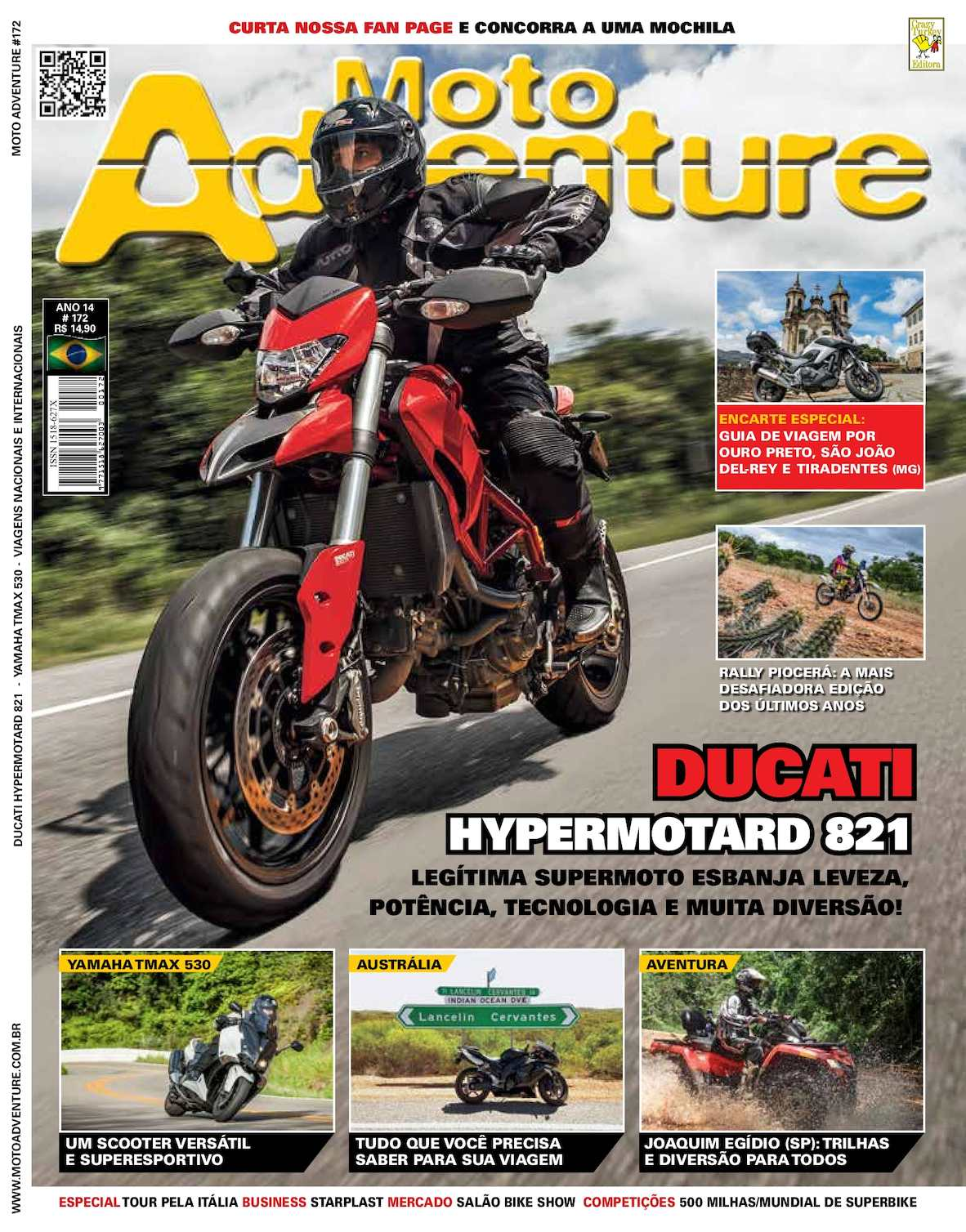 0f963af79 Calaméo - Moto Adventure 172 Web Março