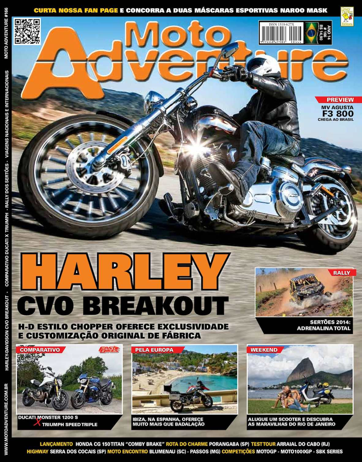 bc6b126a2 Calaméo - Moto Adventure 166 Web Setembro