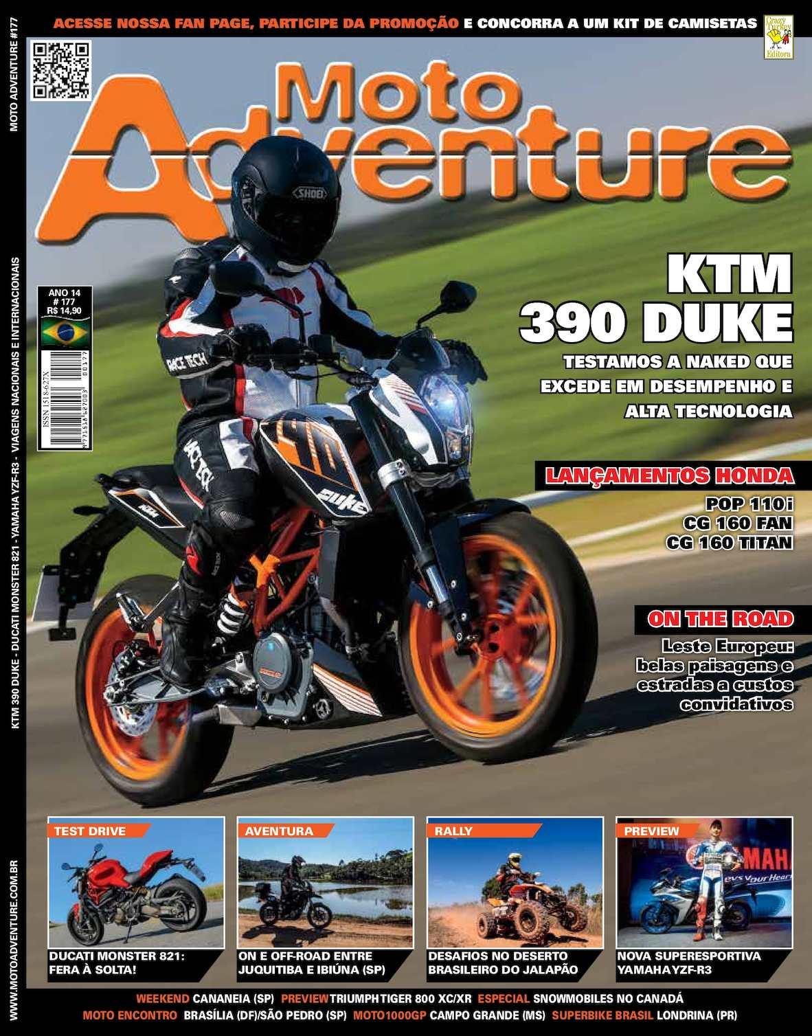 a35eb1305 Calaméo - Moto Adventure 177 Web Agosto