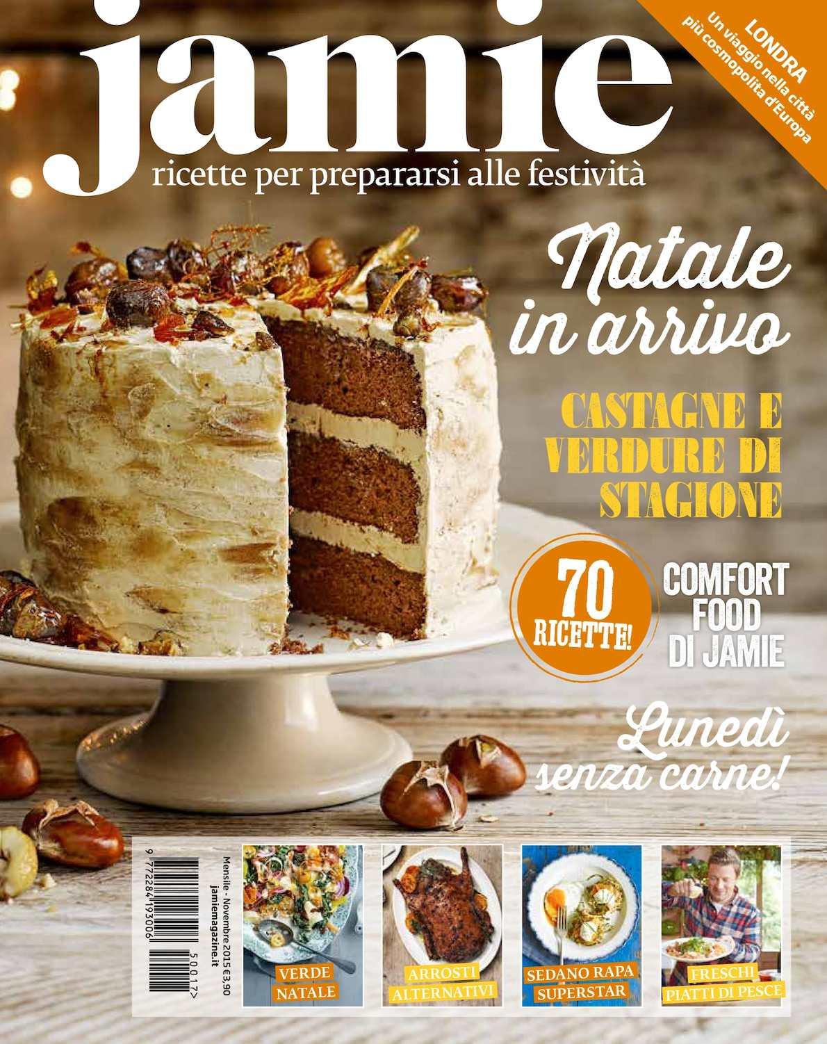 Dolci Natalizi Jamie Oliver.Calameo Natale In Arrivo