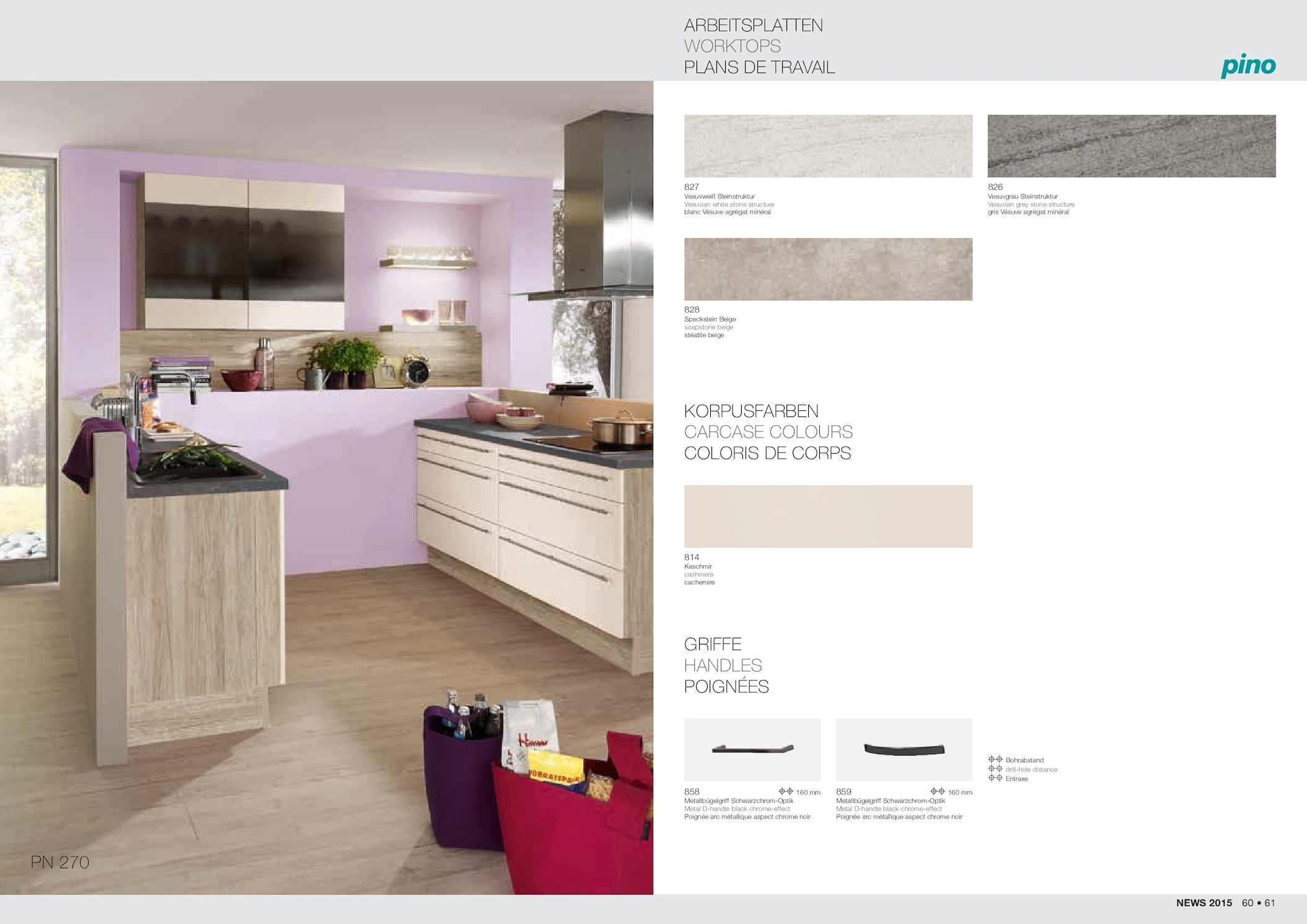 Steatite Plan De Travail pino cuisines - calameo downloader