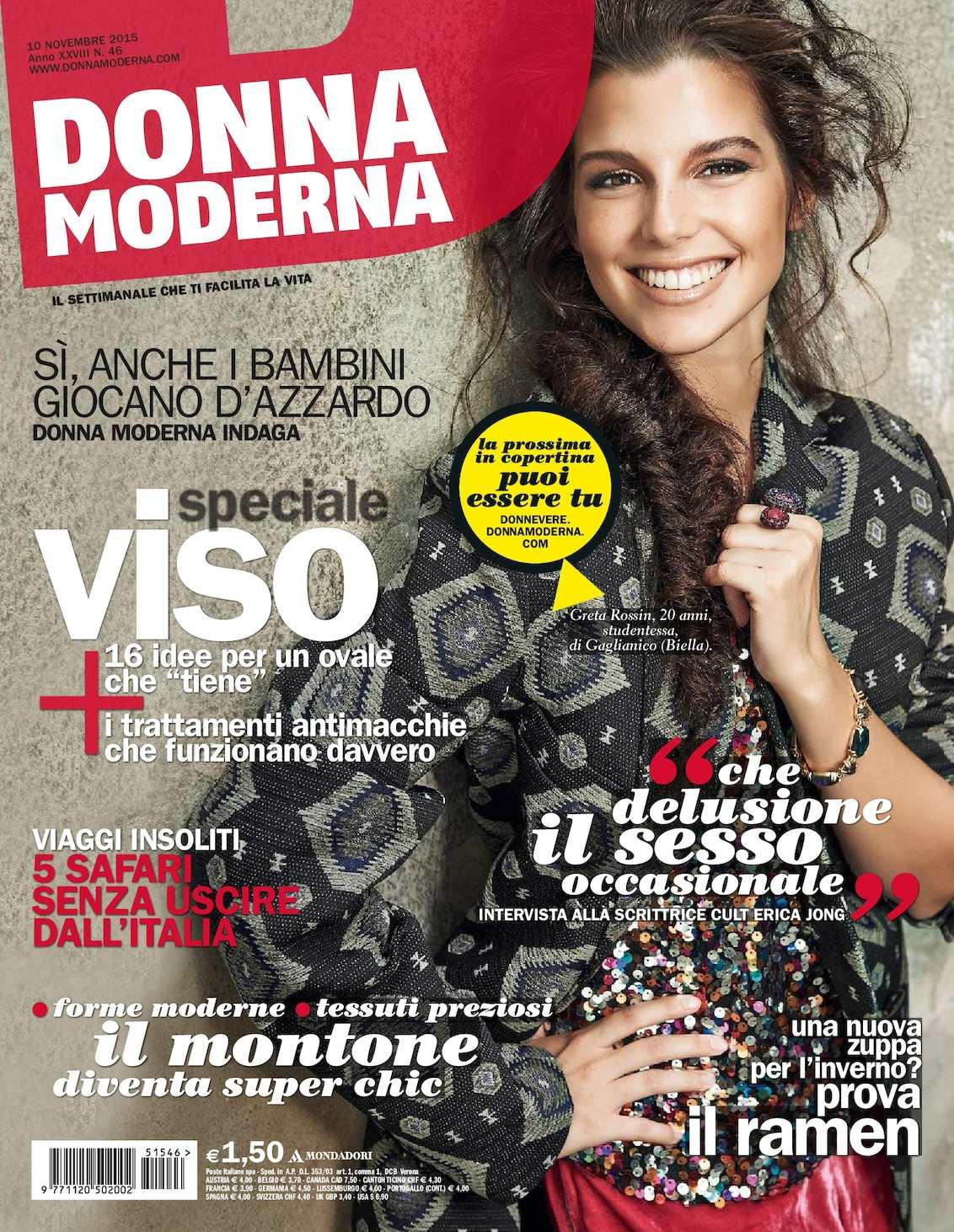 Calaméo Donna Moderna 10 Novembre 2015