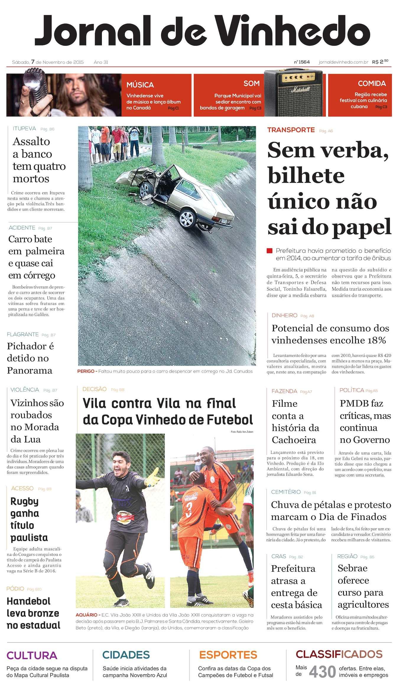 b94c9991402 Calaméo - Jornal De Vinhedo Sábado 7 De Novembro De 2015 Edic 1564 Ok
