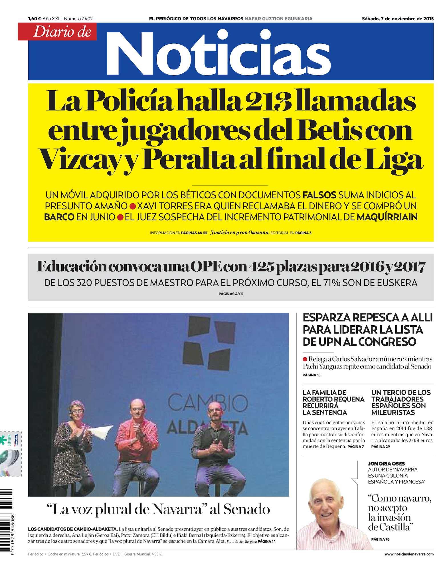 6aa51f7232e Calaméo - Diario de Noticias 20151107