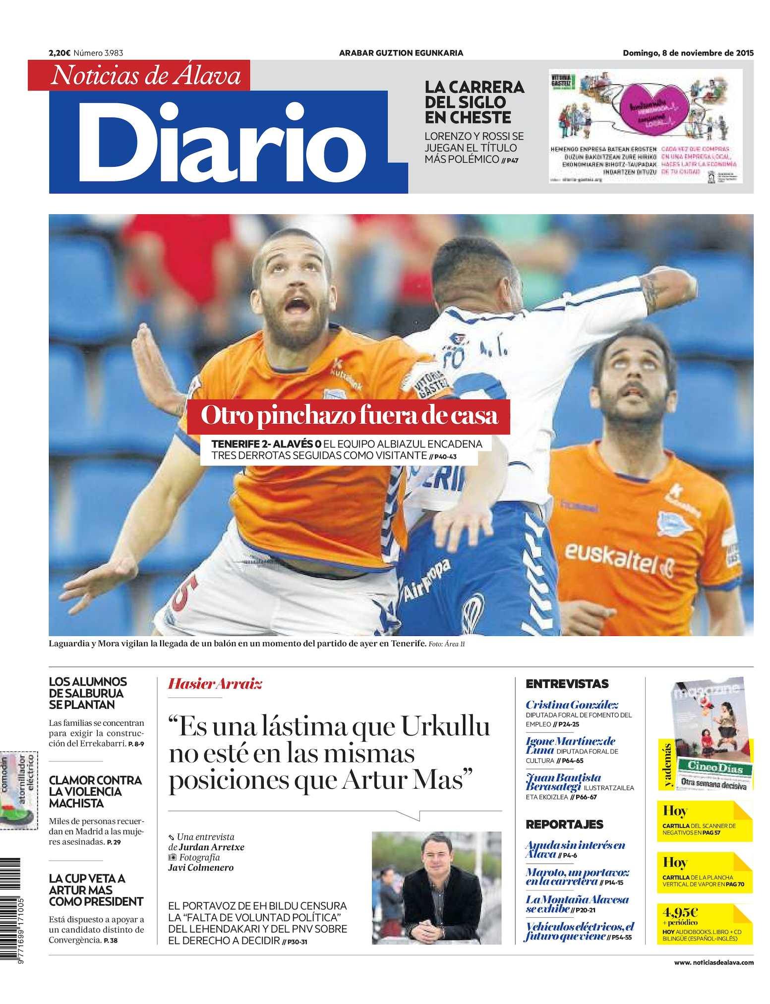 Calaméo - Diario de Noticias de Álava 20151108 13a1f3542e16f