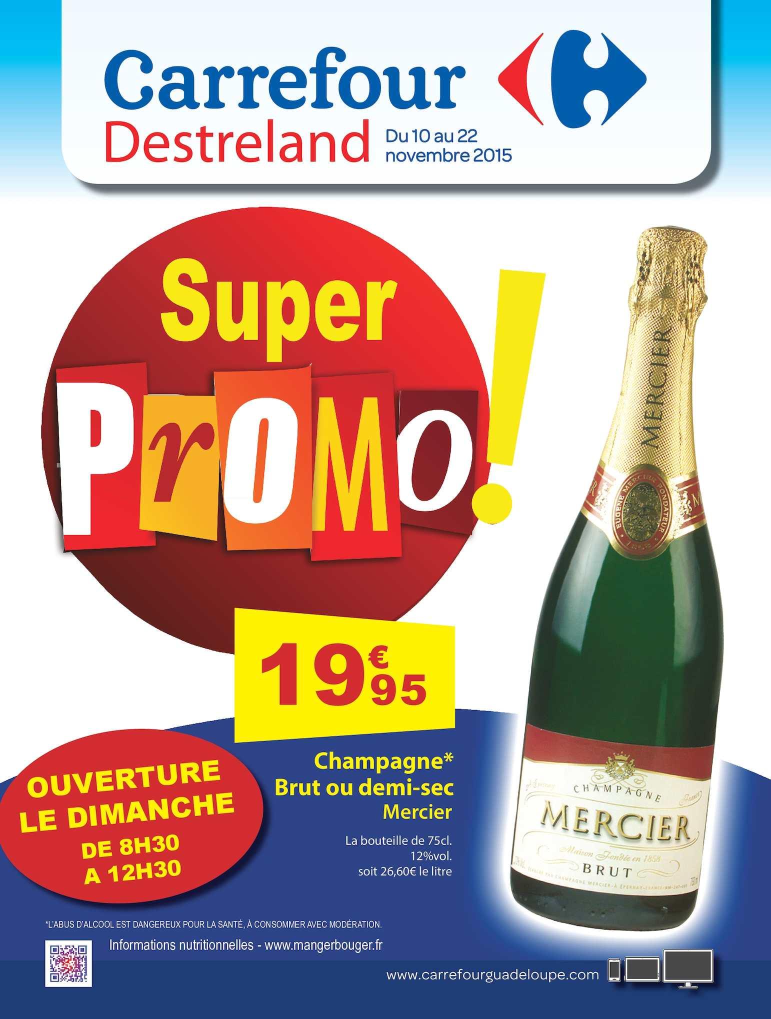 Calaméo Carrefour Catalogue Super Promo 2015