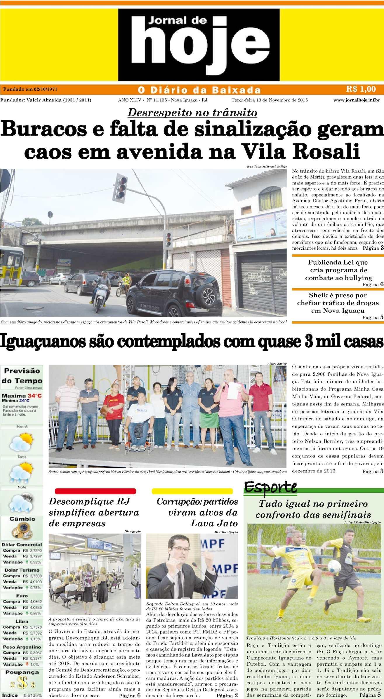 24d7ffdc0 Calaméo - Jornal De Hoje 101115