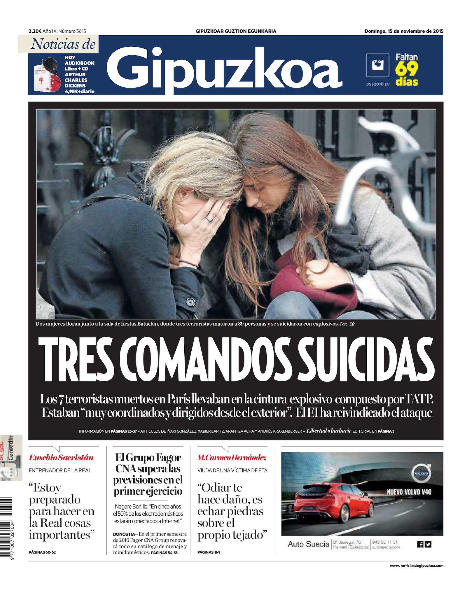 0b1eb53cda Calaméo - Noticias de Gipuzkoa 20151115