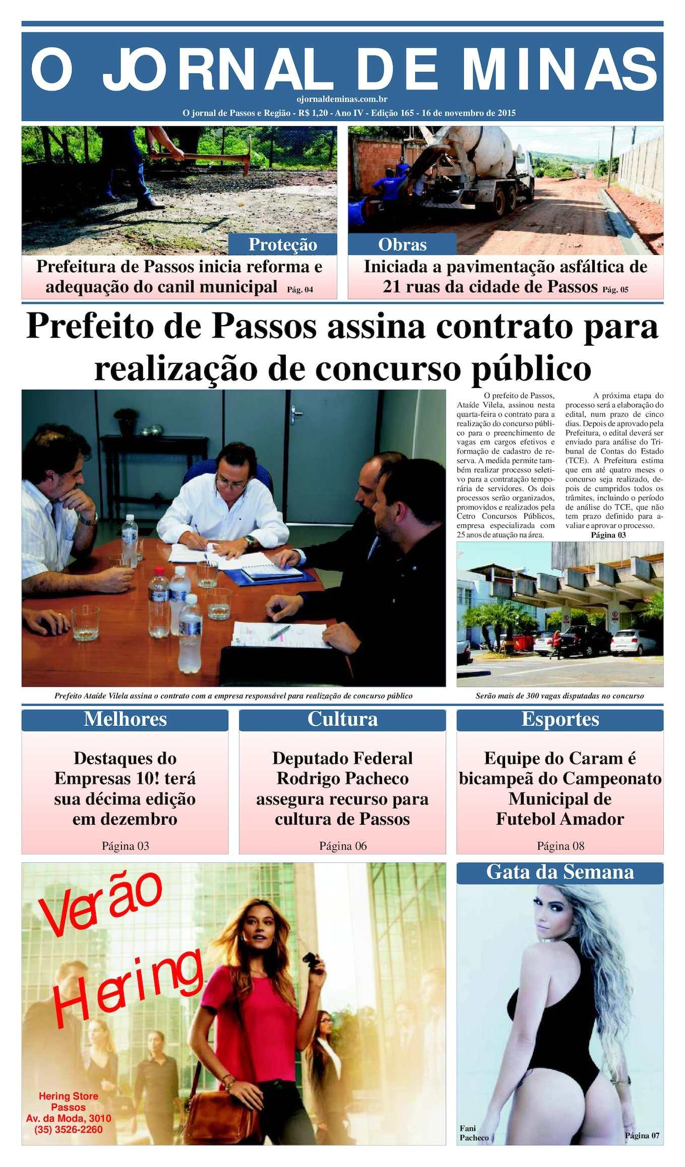 c046989dbb Calaméo - O Jornal De Minas Edição 165 De 16 De Novembro De 2015