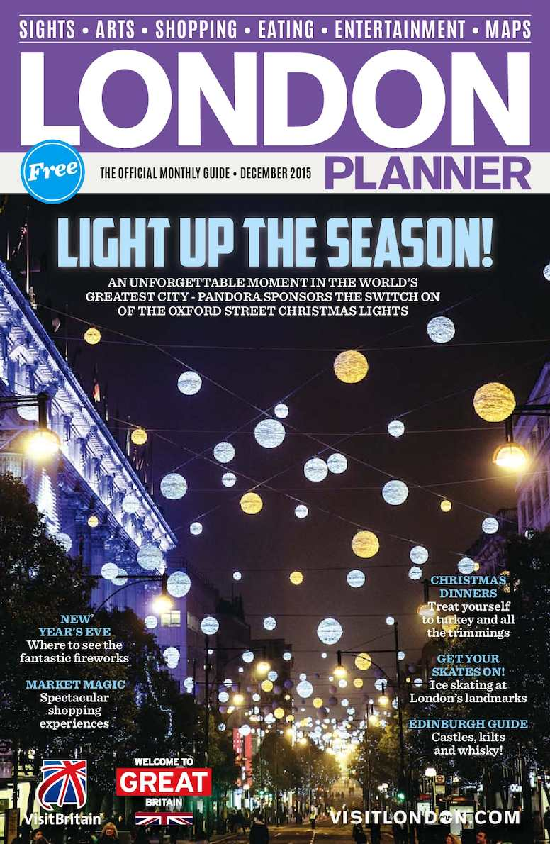 Calaméo - London Planner December 2015