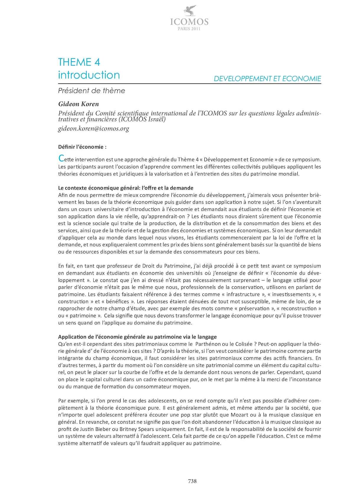 Calaméo Actes Numériques Symposium De La 17ème Assemblée