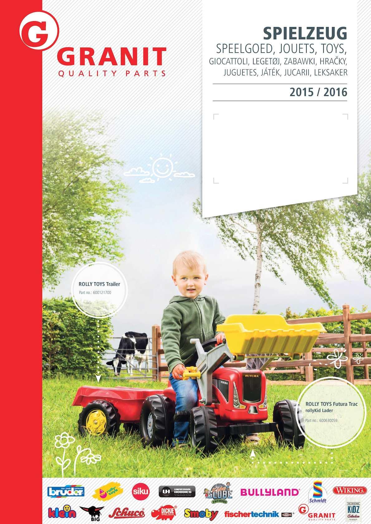 Calaméo - Catalogue Jouets 2015 GRANIT cd0400b41f