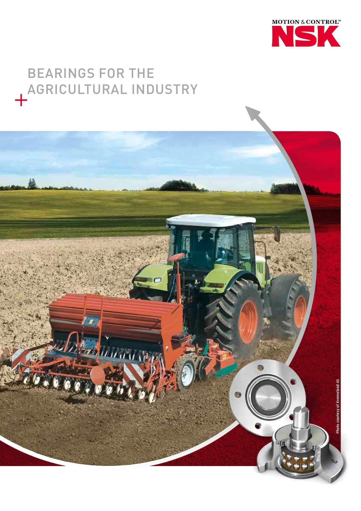 Calaméo - NSK Bearings For Agricultural Industry