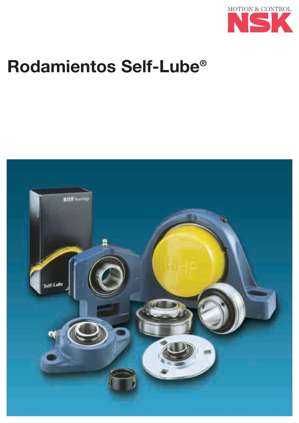 Rhp auto-lubricante 1235-35ECG Inserto Para 35 Mm x 72 mm de diámetro exterior del Eje