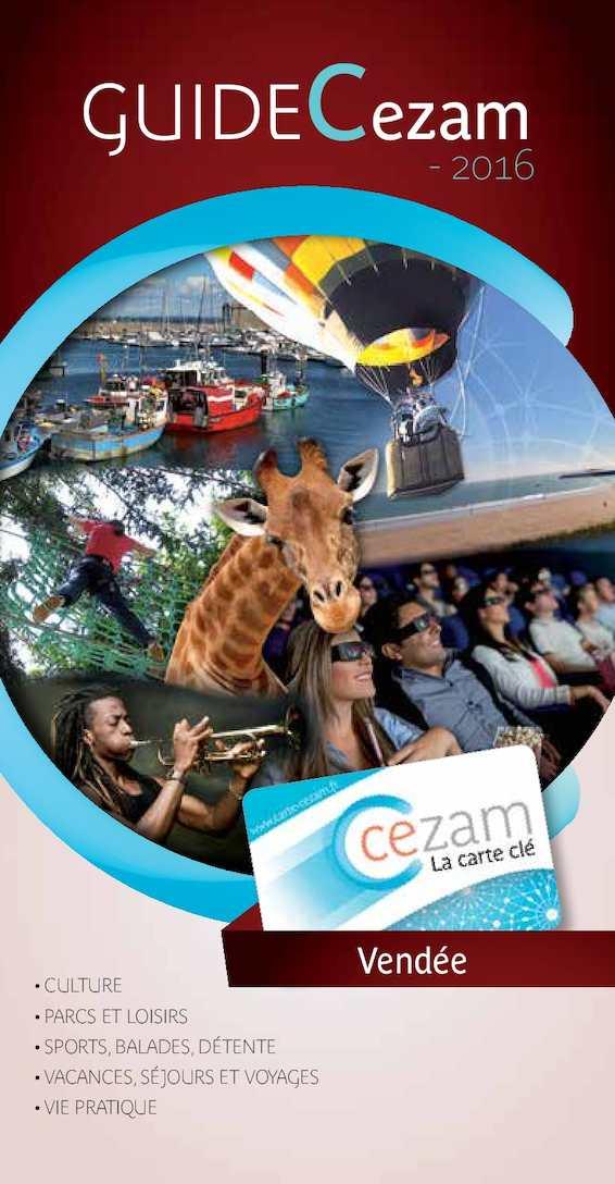 Carte Cezam Leclerc Voyages.Calameo Guide Cezam 2016 85