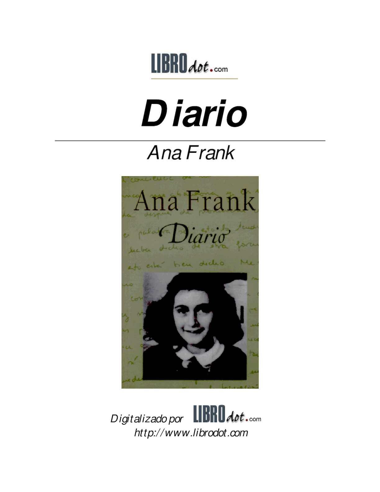 Calaméo - Diario de Ana Frank