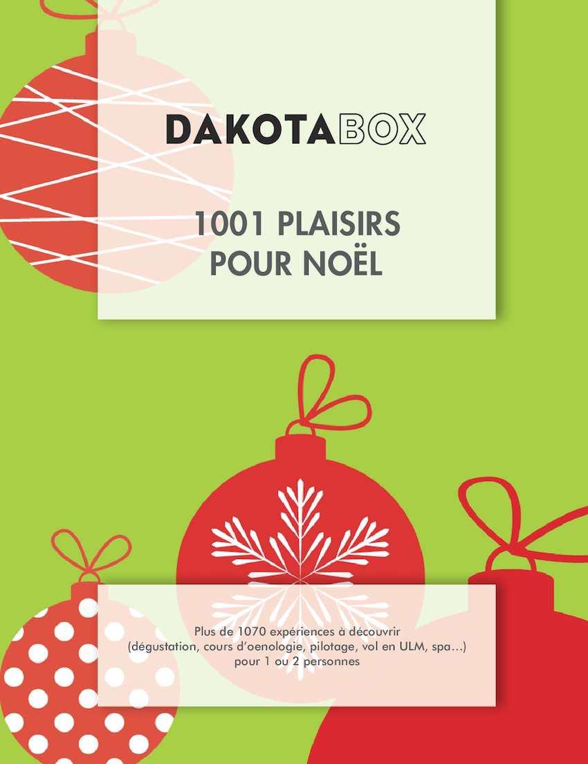 Calaméo   DAKOTABOX   8 Plaisirs pour Noël   E coffret 8 8