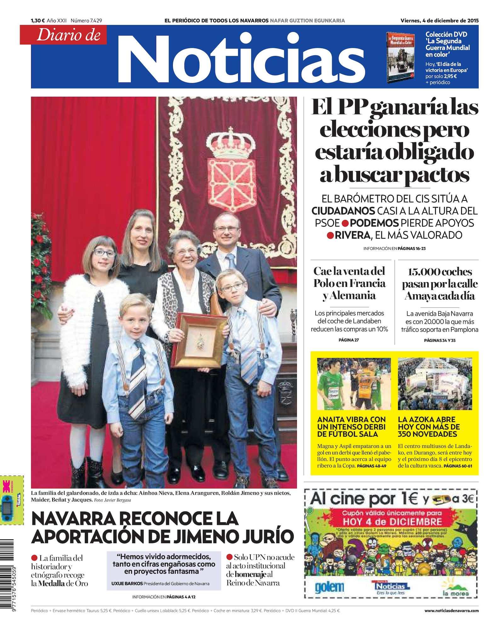 Calaméo - Diario de Noticias 20151204 b4c480517de4