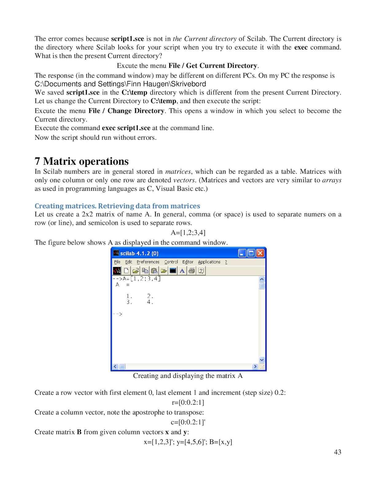 B 02 Introducción Al Matlab Y Scilab - CALAMEO Downloader